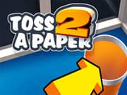 Juego Toss a Paper 2