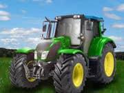 Juego Tractor en la Granja