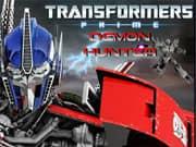 Juego Transformers Prime Cazador de Demonios