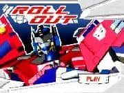 Juego Transformers Roll Out