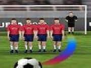 Juego UEFA Penales