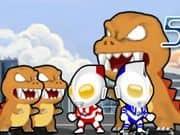 Juego Ultraman Brothers 2