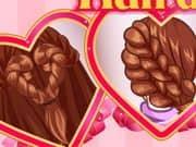 Juego Valentine Day Hairdos