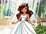 Juego Vestidos de Boda para Princesa de Disney