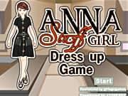 Juego Vestir a Chica Anna Stuff