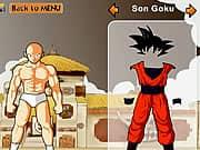 Juego Vestir a Dragon Ball