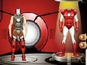 Juego Vestir a Iron Man 3
