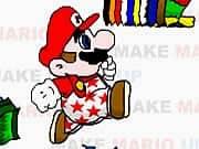 Juego Vestir a Mario Ropa Intima