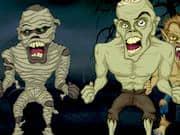 Juego Vestir a Zombies