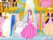 Juego Vestir a la Hermosa Princesa