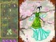 Juego Vestir a una Encantadora Hada