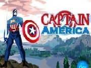Juego Vestir al Capitan America
