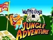 Juego Waffle Boy Aventura en la Jungla
