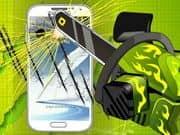 Juego Whack My Phone