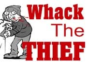 Juego Whack the Thief