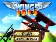 Juego Wings 1915 Aviones de Guerra