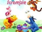 Juego Winnie the Pooh Scramble