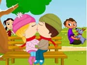 Juego Winter Park Kissing