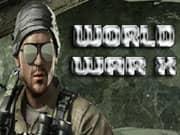 Juego World War X