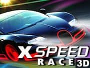 Juego X Speed Race 3D