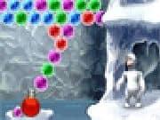 Juego Yeti Bubbles
