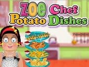 Juego Zoe Chef Potato Dishes