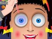 Juego Zoe Eye Doctor