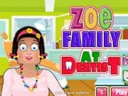Juego Zoe Family At Dentist