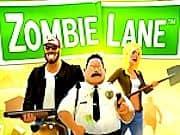 Juego Zombie Lane