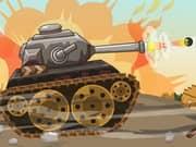 Juego Zombie Tank Battle