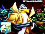 Juego Zombis vs Pinguinos 3