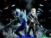 Juego Alien Attack Team - Alien Attack Team online gratis, jugar Gratis