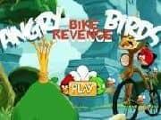 Juego Angry Birds Bike