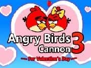 Juego Angry Birds Cañon 3