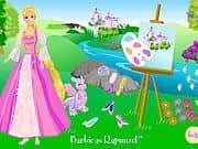 Juego Barbie Cambio de Colores