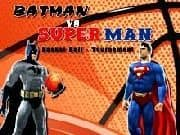 Juego Batman vs Superman Basketball - Batman vs Superman Basketball online gratis, jugar Gratis