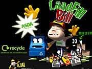 Juego Bill Reciclando la Basura - Bill Reciclando la Basura online gratis, jugar Gratis
