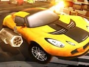 Juego Burnin Rubber Crash N Burn - Burnin Rubber Crash N Burn online gratis, jugar Gratis