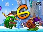 Juego Caracol Bob 6 Historia de Invierno - Caracol Bob 6 Historia de Invierno online gratis, jugar Gratis