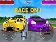 Juego Carrera de Autos en 3D