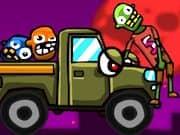Juego Cars vs Zombies