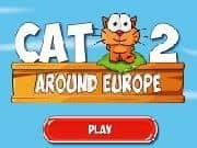 Juego Cat 2 Around Europa - Cat 2 Around Europa online gratis, jugar Gratis