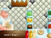 Juego Cocina Hamburguesas Deliciosas - Cocina Hamburguesas Deliciosas online gratis, jugar Gratis