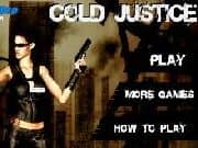 Juego Cold Justice - Cold Justice online gratis, jugar Gratis