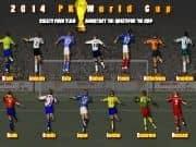 Juego Copa Mundial 2014