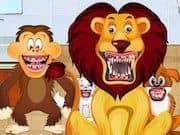 Juego Dentista de Animales