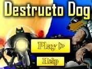 Juego Destructo Dog 2