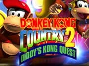 Juego Donkey Kong Country 2 Diddy s Kong Quest