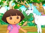 Juego Dora Aventuras en el Bosque Encantado - Dora Aventuras en el Bosque Encantado online gratis, jugar Gratis