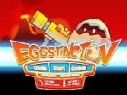 Juego Eggstinction - Eggstinction online gratis, jugar Gratis